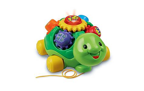 image of Vtech Pull And Play Turtle
