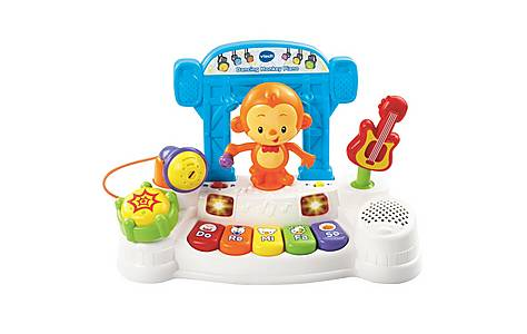 image of Vtech Dancing Monkey Piano
