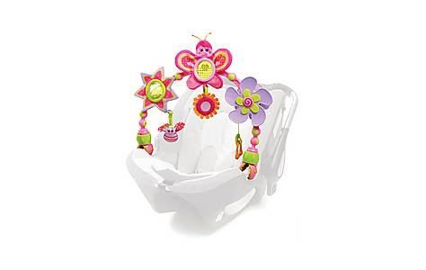 image of Tiny Love Tiny Princess Butterfly Stroller Toy