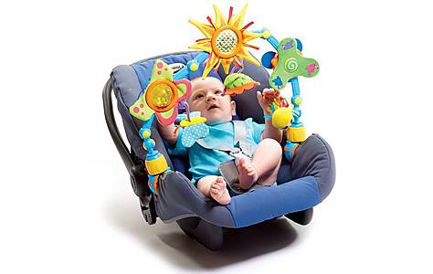 image of Tiny Love Sunny Stroller Toy