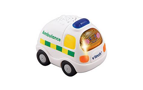 image of Vtech Toot-toot Drivers Ambulance