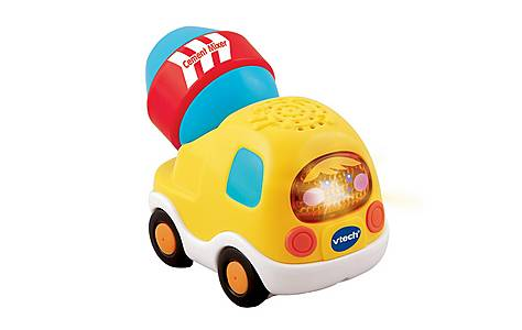 image of Vtech Toot-toot Drivers Cement Mixer