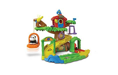 image of Vtech Toot Toot Animals Tree House