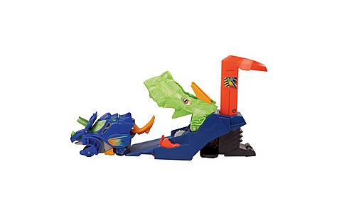 image of Vtech Triceratops Deluxe Launcher Play Set