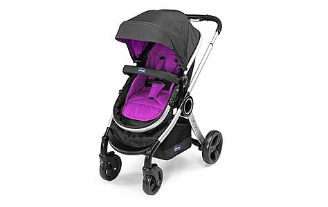 image of Chicco Urban Travel System Colour Pack - Cyclamen