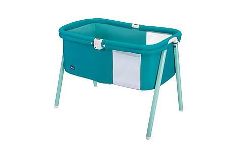 image of Chicco Lullago Crib Green Jam