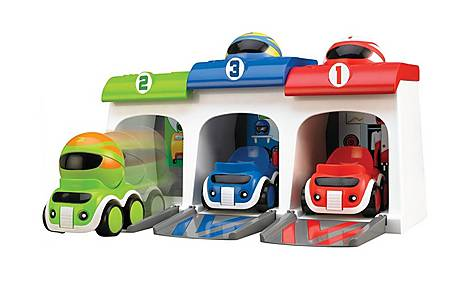 image of Tomy Wacky Racers