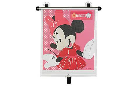 image of Disney Minnie Mouse Adjust & Lock Car Shade (1pk)