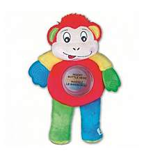 image of Happy Mummy Baby Bottle Buddy Monkey