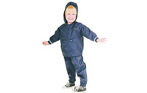 image of Goldbug Rain Suit Backpack Navy