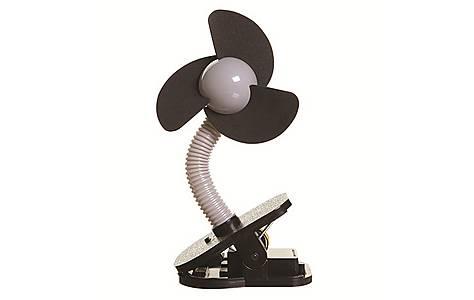 image of Dreambaby Portable Stroller Fan In Black