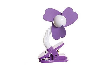 image of Dreambaby Portable Stroller Fan In Purple