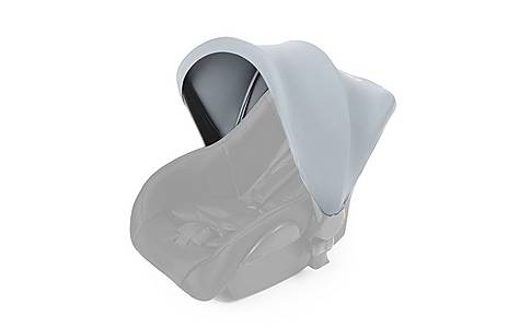 image of Ickle Bubba Stomp V2 3-in-1 Colour Pack - Silver