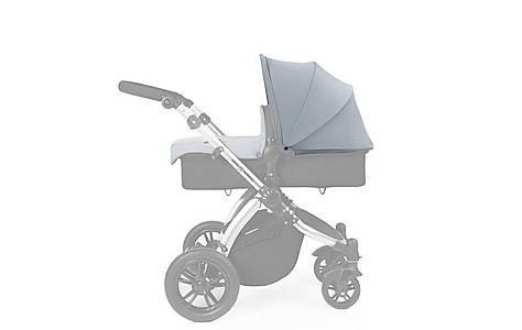 image of Ickle Bubba Stomp V2 2-in-1 Colour Pack - Silver