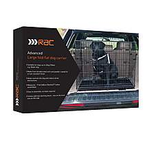 image of RAC Advanced Fold Flat Dog Crate - Large