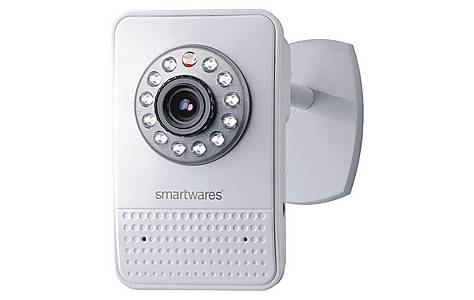 image of Fixed 720p Wi-fi Colour Network (ip) Security Camera With Night Vision Indoor C723ip