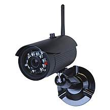 image of Outdoor Colour Security Network (ip) Camera With Night Vision C905ip