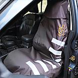 RAC Advanced Front Car Seat Cover