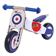 image of Diddi Jiggy Mini Wooden Balance Bike