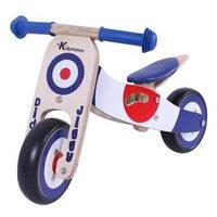 Kidzmotion diddi Jiggy Mini Wooden Balance Bike