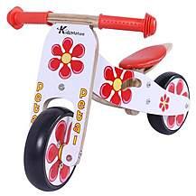 image of Kidzmotion petal Mini Wooden Balance Bike