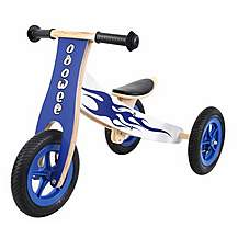 """image of Ooowee Wooden Trike - 10"""" Frame"""