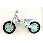 "image of Kidzmotion buck Wooden Balance Bike / First Bike / Running Bike - 11"" Frame"