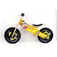 Kidzmotion 'cheeky' Wooden Balance Bike , First Bike, Running Bike