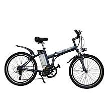 image of Byocycle Boxer 24 Electric Folding Mountian Bike