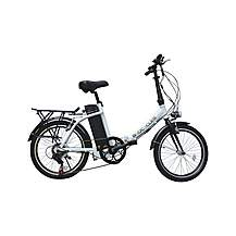 image of Byocycle Chameleon Ls Electric Folding Bike