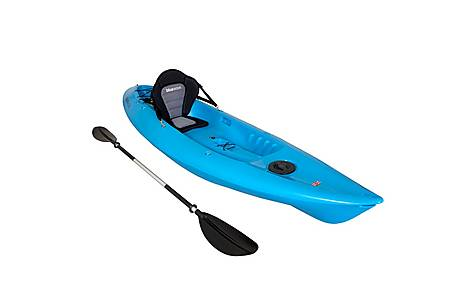 image of Bluewave Sit On Top Single Touring Kayak, Bright Blue