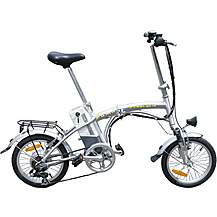 image of Powacycle Puma Folding Electric Bike