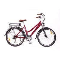 Roodog Polka Dot Red Electric Bike