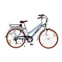 image of Roodog Polka Dot Blue Electric Bike