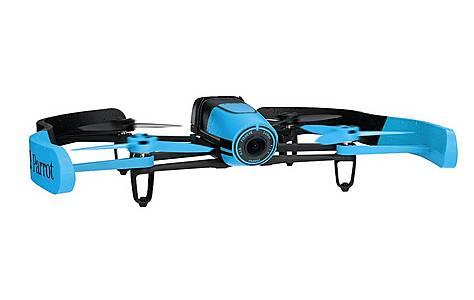 image of Parrot Bebop Quadricopter Drone - Blue