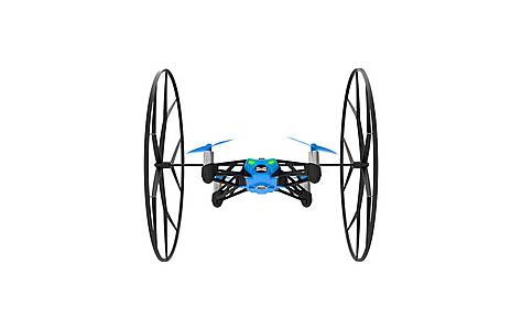 image of Parrot Minidrone Rolling Spider - Blue