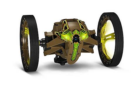 image of Parrot Minidrone Jumping Sumo insectoid Robot - Khaki Brown