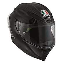 image of Agv Pista Gp Carbon Motorcycle Helmet L 59-60cm