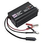 image of Sealey Pi300 300w Power Inverter 12v Dc - 230v 50hz