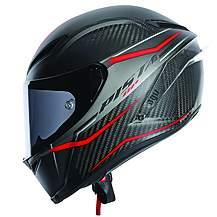 image of Agv Pista Gran Premio Carbon Motorcycle Helmet Ml 58cm