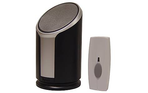 image of Byron By302 200m Extra Range Portable Door Chime