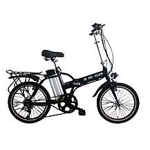 image of Byocycle City Speed 20 Folding Electric Bike