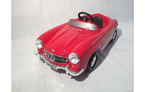 image of Mercedes 300SL Red Pedal Car