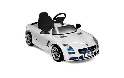 image of Mercedes SLS Amg White El. 6v Car