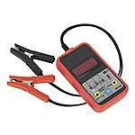 image of Sealey Bt102 Digital Battery & Alternator Tester 12v
