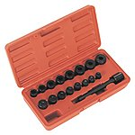 image of Sealey Ak710 Universal Clutch Aligning Tool Set 17pc