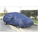 image of Sealey Ccem Car Cover Lightweight Medium 406cm x 165cm x 122cm