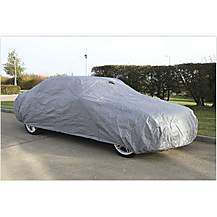 image of Sealey Ccm Car Cover Medium 406cm x 165cm x 122cm