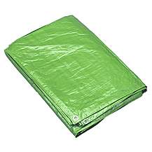 image of Sealey Tarp810g Tarpaulin 2.44 X 3.05mtr Green