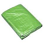 image of Sealey Tarp810g Tarpaulin 2.44 X 3.05mtr Green